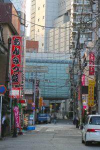 千葉栄町ソープ街