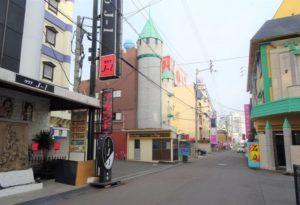 香川高松のソープ街