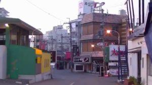 滋賀雄琴のソープ街